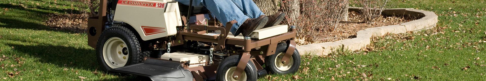 GRASSHOPPER DEALER - Richards Equipment Inc  Barrie, ON 705-721-5530